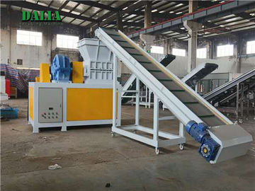 Customized Power Copper Separator Machine Belt Conveyor System Smooth Operation